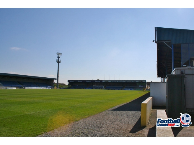A photo of Mourneview Park uploaded by johnwickenden