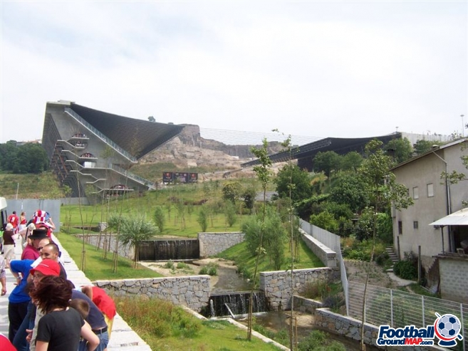 A photo of Municipal de Braga uploaded by watesie