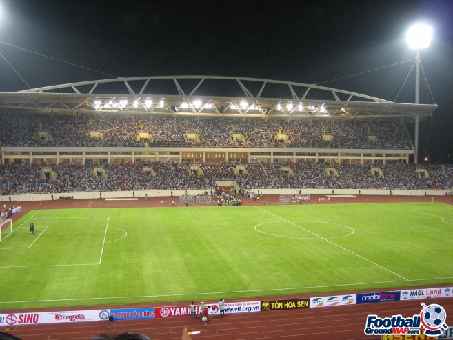 A photo of My Dinh National Stadium uploaded by totalrecoyle