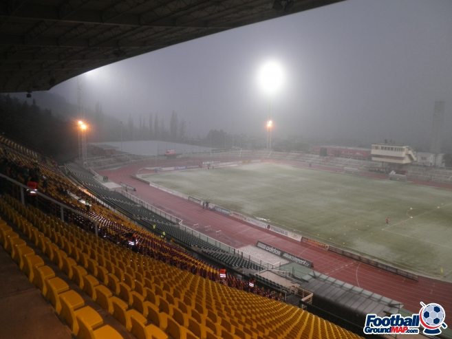A photo of Stadion Juliska uploaded by 19ws92