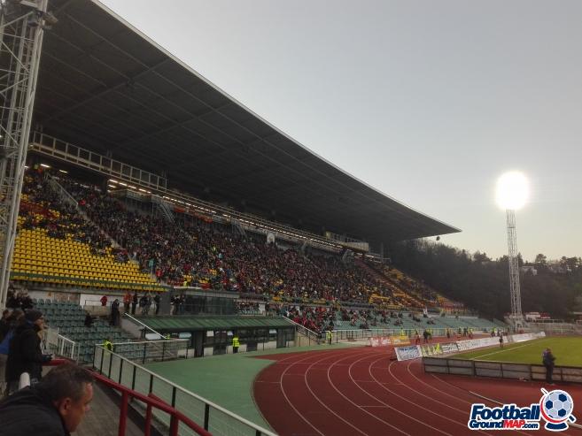 A photo of Stadion Juliska uploaded by 19ws92