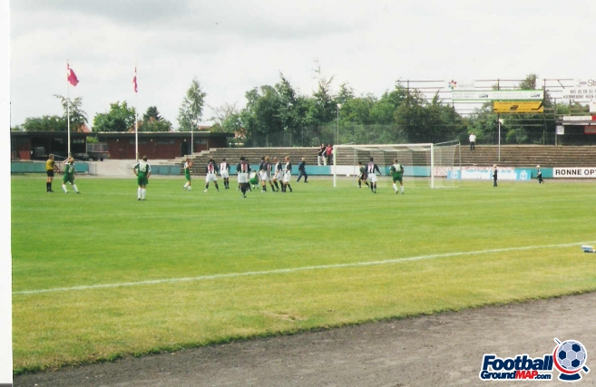 Photos of Naestved Stadion - Football Ground Map