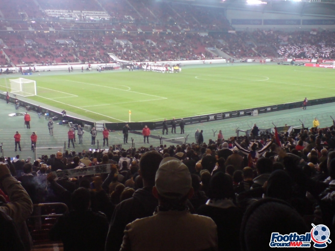 A photo of Neckarstadion (Mercedes-Benz Arena) uploaded by facebook-user-50094