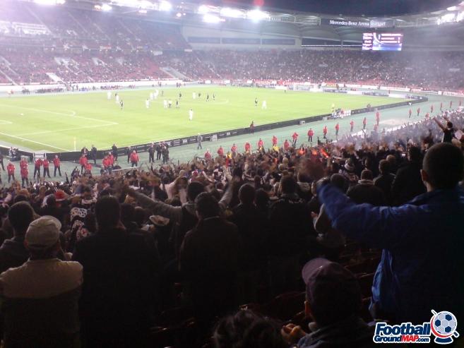 A photo of Neckarstadion (Mercedes-Benz Arena) uploaded by facebook-user-50094