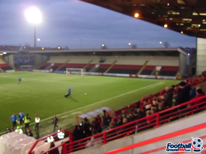 A photo of New Broomfield (Excelsior Stadium) uploaded by smithybridge-blue