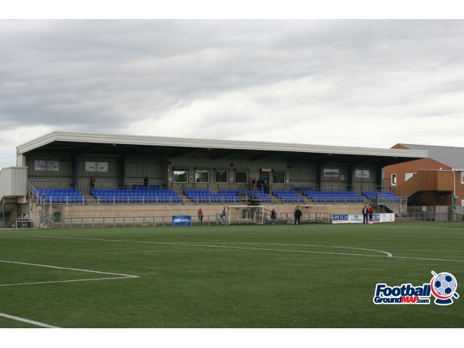 A photo of New Ferens Park uploaded by johnwickenden