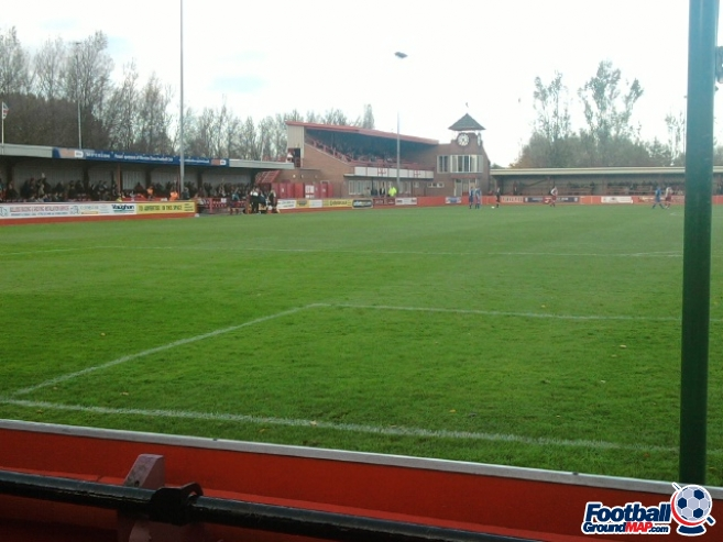 A photo of New Manor Ground uploaded by scot-TFC