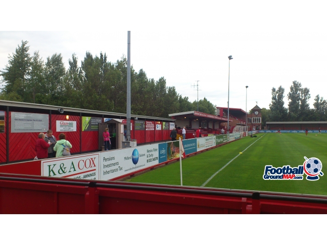 A photo of New Manor Ground uploaded by biscuitman88