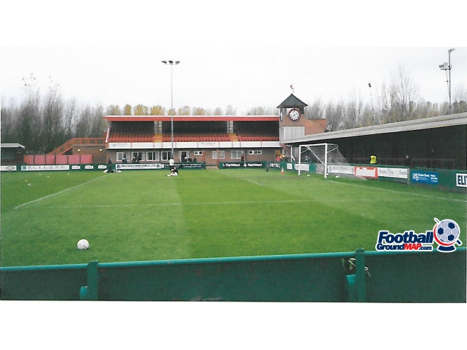 A photo of New Manor Ground uploaded by rampage