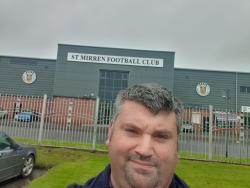 New St Mirren Park