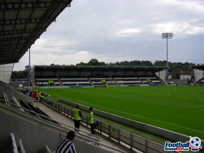 A photo of New St Mirren Park uploaded by smithybridge-blue
