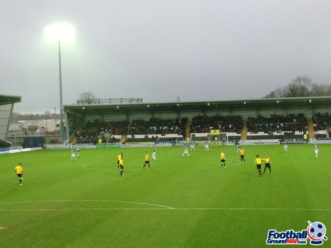 A photo of New St Mirren Park uploaded by dannyptfc