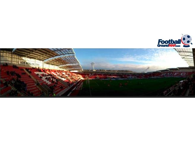 A photo of New York Stadium uploaded by oldboy