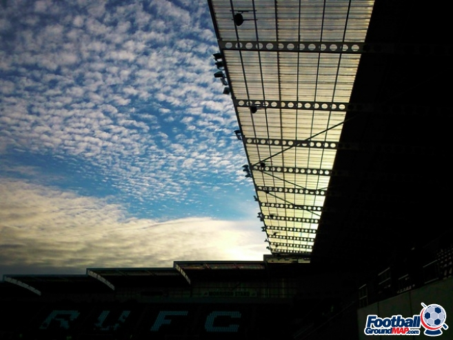 A photo of New York Stadium uploaded by oldboy