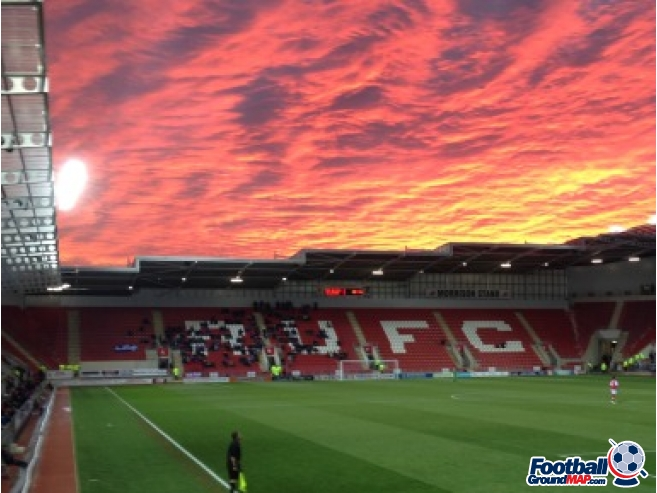 A photo of New York Stadium uploaded by 1988ib