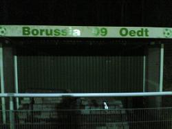 Nierskampfbahn - Sportplatz Oedt