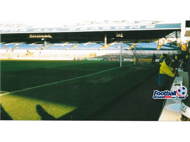 A photo of Ninian Park uploaded by rampage