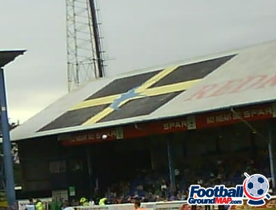 A photo of Ninian Park uploaded by thomasfish