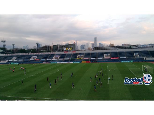 A photo of Nippatsu Mitsuzawa Stadium uploaded by matttheox