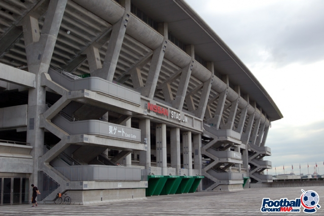 A photo of Nissan Stadium uploaded by newrynyuk