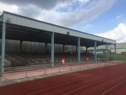 An image of Norman Green Sports Stadium uploaded by alexcraiggroundhop