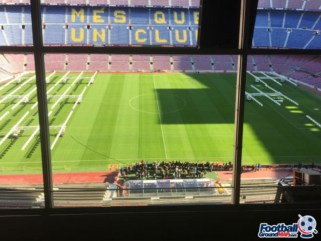 A photo of Nou Camp uploaded by groundhopper91