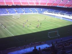 An image of Nou Camp uploaded by 36niltv