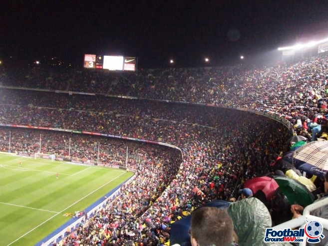 A photo of Nou Camp uploaded by marcos92uk