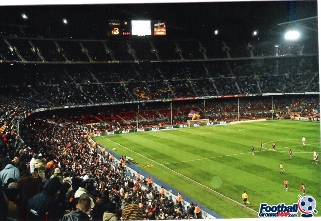 A photo of Nou Camp uploaded by facebook-user-81871