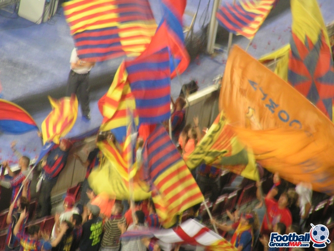 A photo of Nou Camp uploaded by oldboy