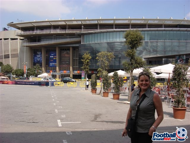 A photo of Nou Camp uploaded by facebook-user-90391
