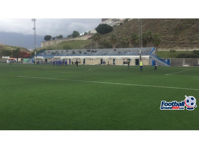 Nuevo Salvador Ledesma, home to CD Vera - Football Ground Map