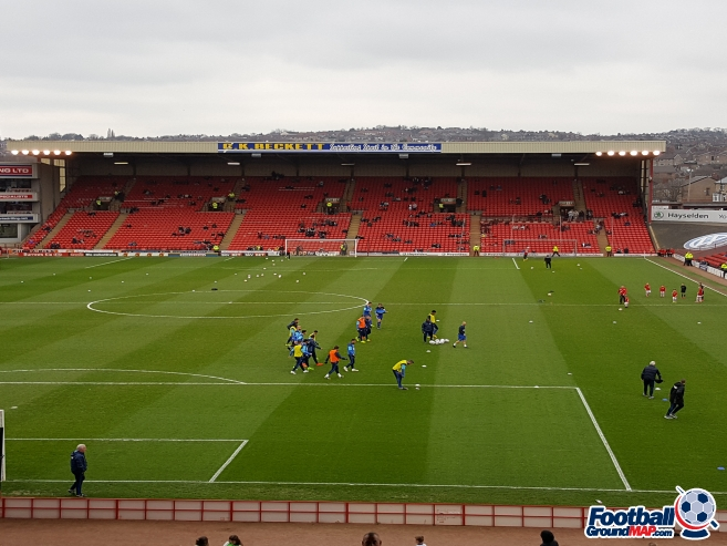 A photo of Oakwell uploaded by stowtractorboy01