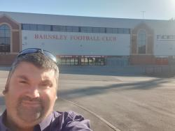 An image of Oakwell uploaded by lfc8283