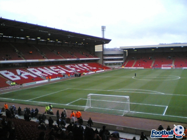A photo of Oakwell uploaded by rplatts15