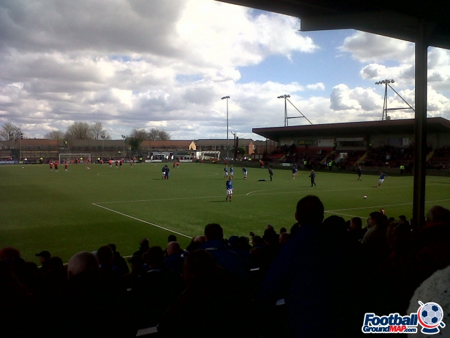 A photo of Ochilview Park uploaded by markyboy44
