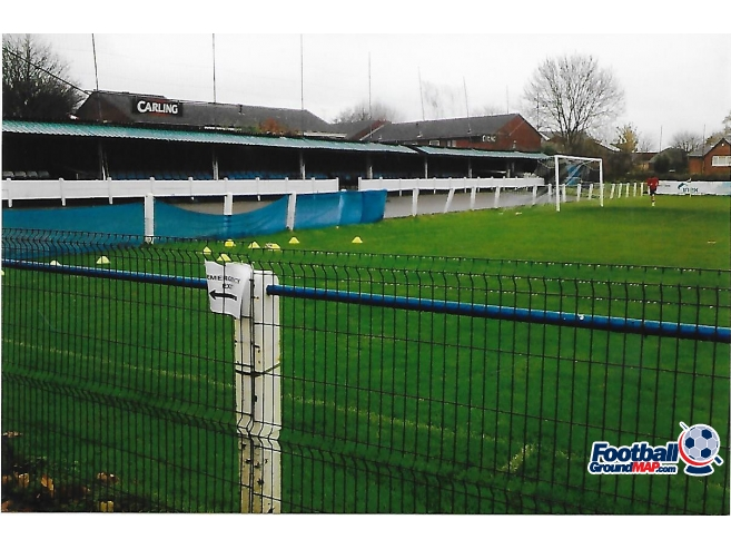 A photo of Old Red Lion Ground uploaded by rampage
