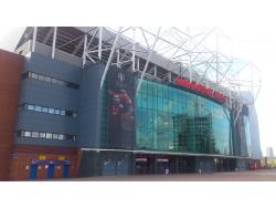 An image of Old Trafford uploaded by biscuitman88