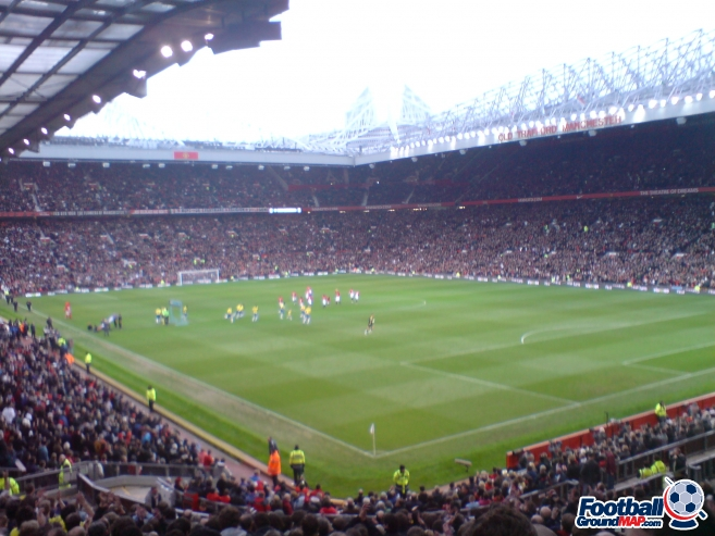 A photo of Old Trafford uploaded by facebook-user-56362