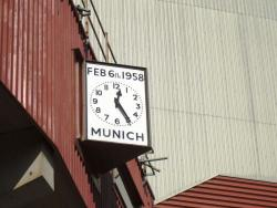 An image of Old Trafford uploaded by marcos92uk