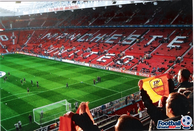 A photo of Old Trafford uploaded by facebook-user-81871