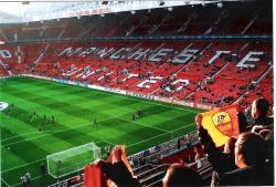 An image of Old Trafford uploaded by facebook-user-81871