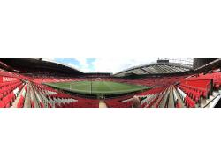 An image of Old Trafford uploaded by parps860