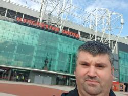 An image of Old Trafford uploaded by lfc8283