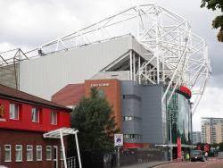 An image of Old Trafford uploaded by hertsspireite