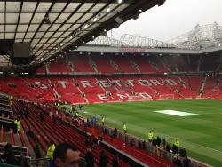 An image of Old Trafford uploaded by bha52