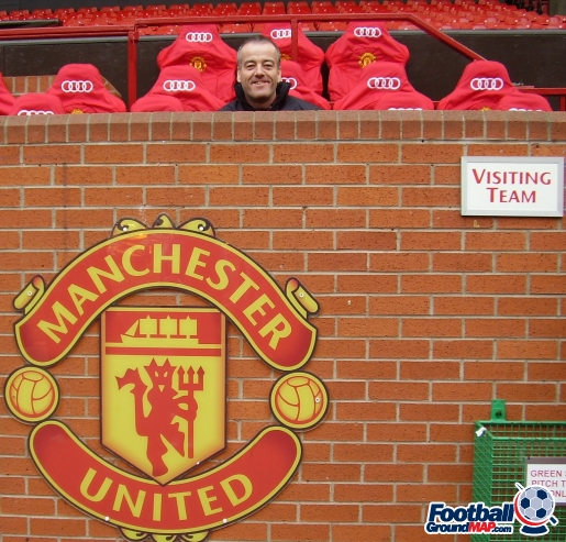 A photo of Old Trafford uploaded by facebook-user-88385
