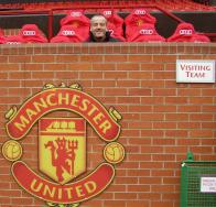 An image of Old Trafford uploaded by facebook-user-88385