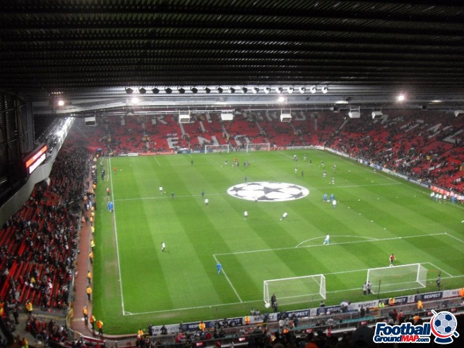 A photo of Old Trafford uploaded by facebook-user-100186