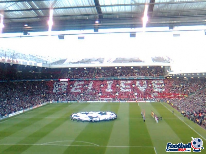 A photo of Old Trafford uploaded by facebook-user-84896